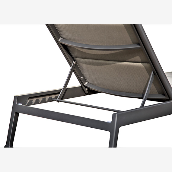 Sunlounger Seat Adjustments