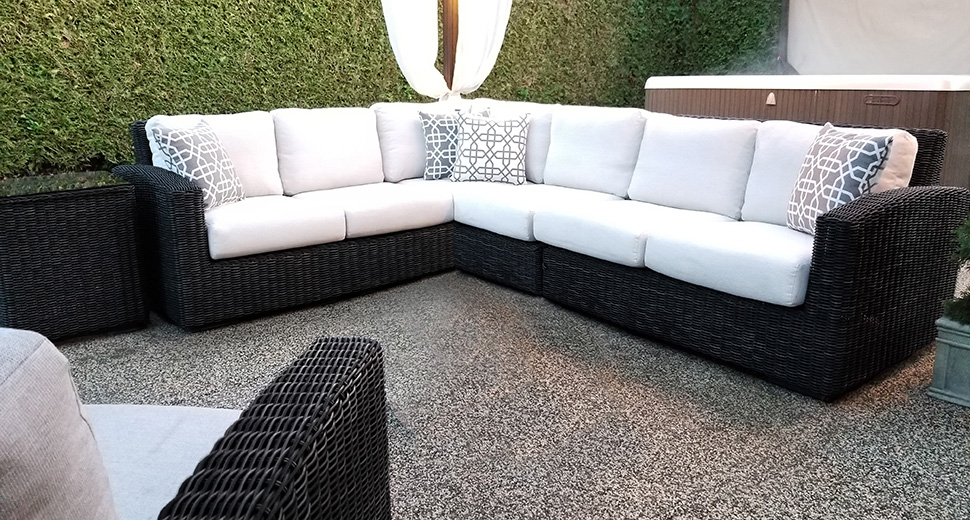 Peninsula Sectional